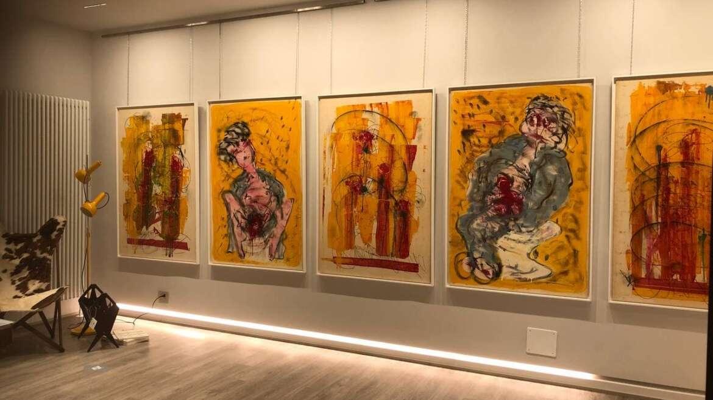 Inaugurazione Nei Tuoi Occhi – Massimo Viti – Lucerna Gallery