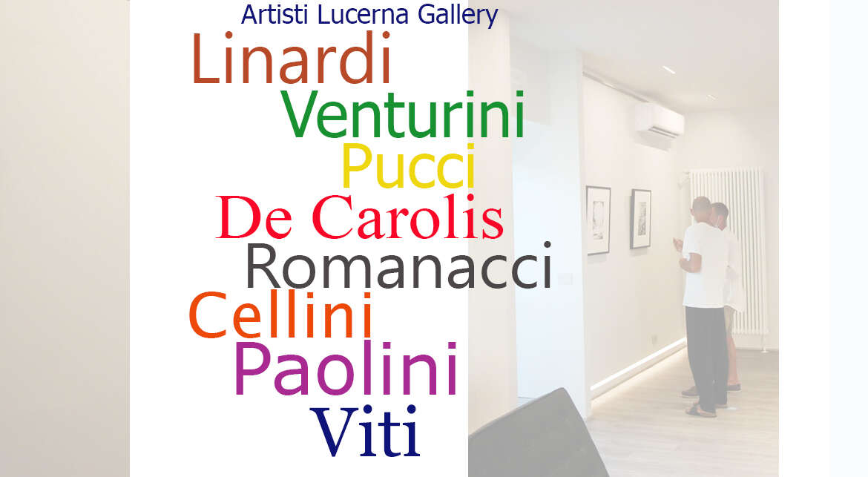 Artisti Lucerna Gallery